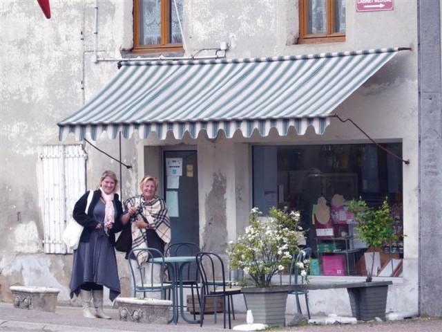 Painting a week  in the Morvan France 2