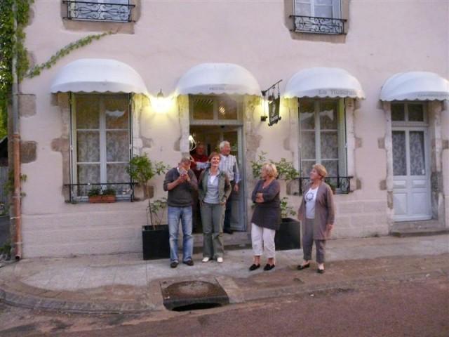 Painting a week  in the Morvan France 7