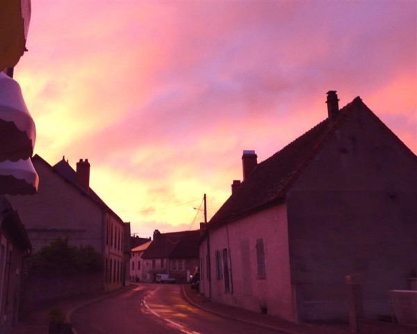 Painting a week  in the Morvan France 8