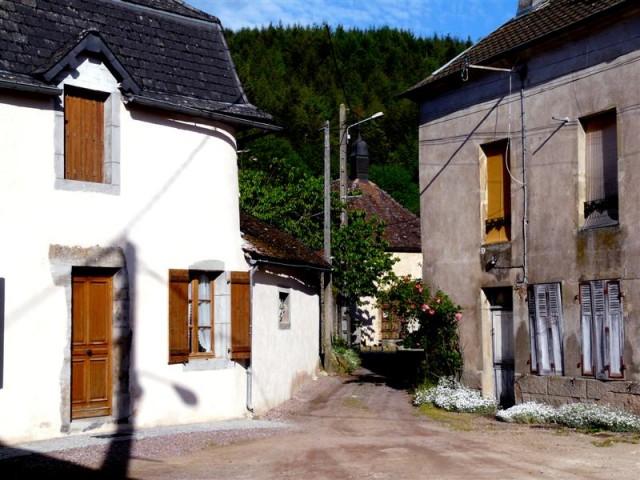 Painting a week  in the Morvan France 9