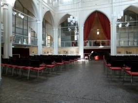Foto's exposition Amstelkerk, A'dam 1
