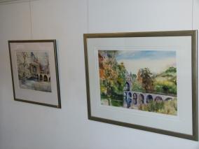 Foto's exposition Amstelkerk, A'dam 3