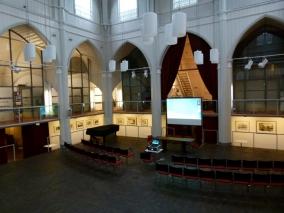 Foto's exposition Amstelkerk, A'dam 7