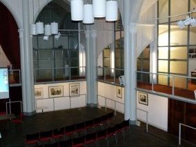 Foto's exposition Amstelkerk, A'dam 8