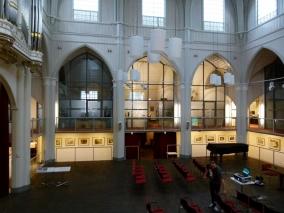 Foto's exposition Amstelkerk, A'dam 10
